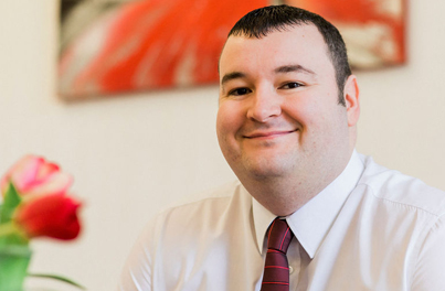 Keith Robson Client Manager RfM Accountants Barrow