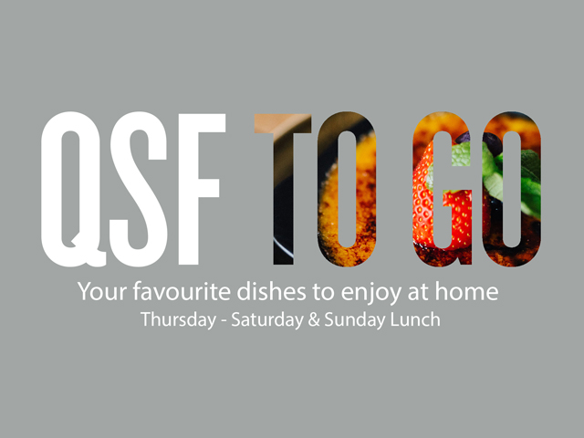 QSF TO GO takeaway success