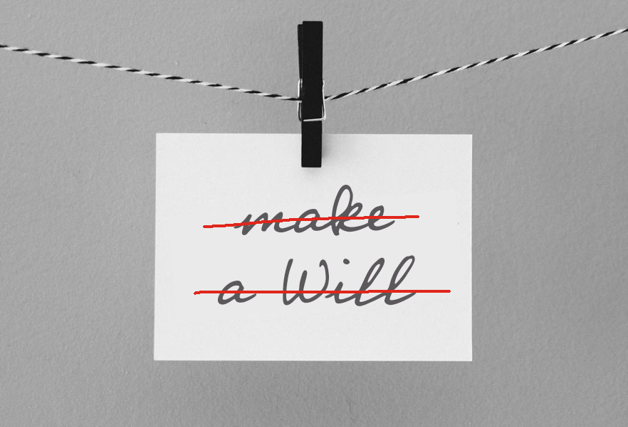 make a will to-do list